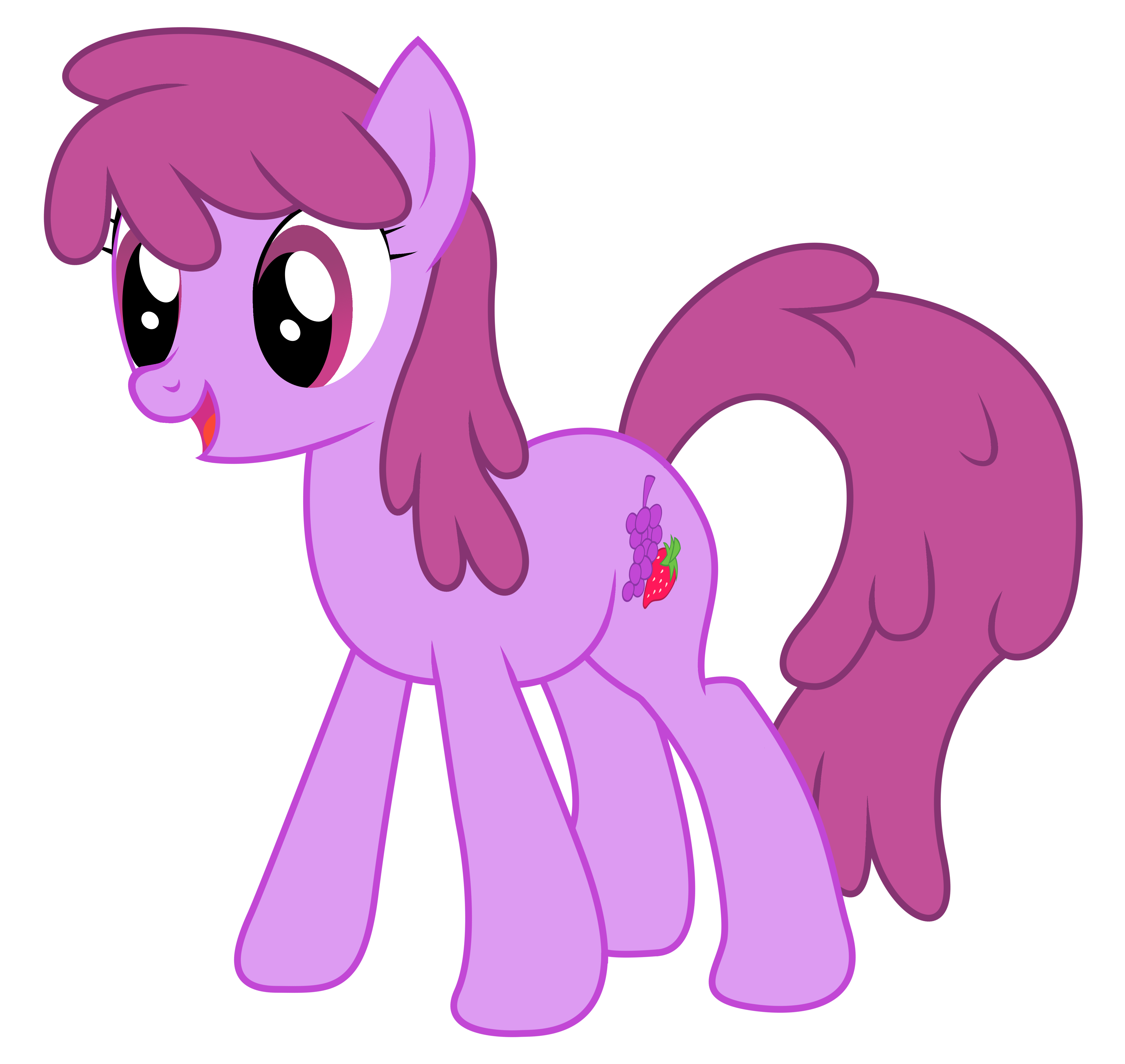 Happy Berry Punch Vector by Kooner-cz