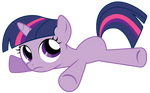Filly Twilight Vector.