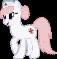 Nurse Redheart Vector by Kooner-cz
