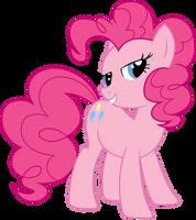 Pinkie Pie : hey boy by Kooner-cz