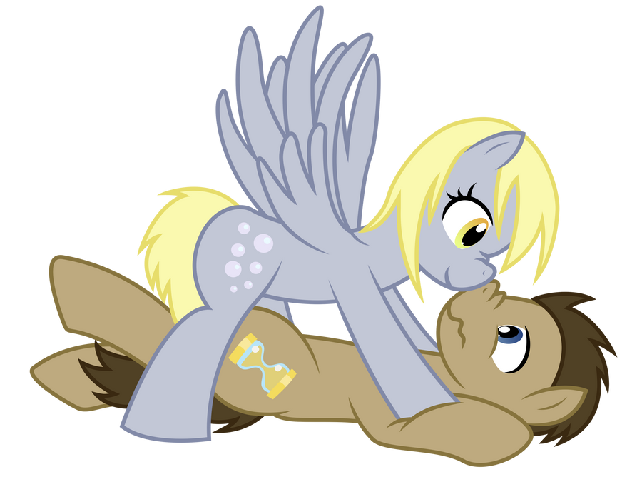 doc_and_derpy_time_by_kooner01-d4n1a68.p