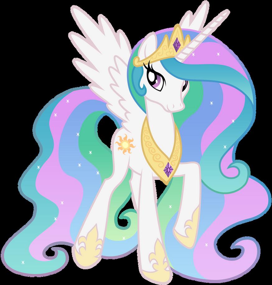 Princess celestia by kooner cz on deviantart - Princesse poney ...