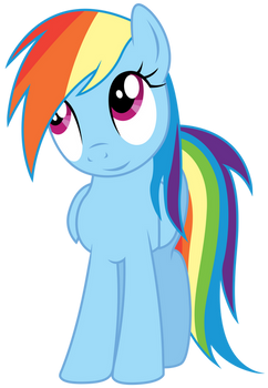 Rainbow dash : oh you
