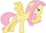 Fluttershy : Angry