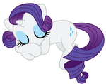 Sleeping Rarity