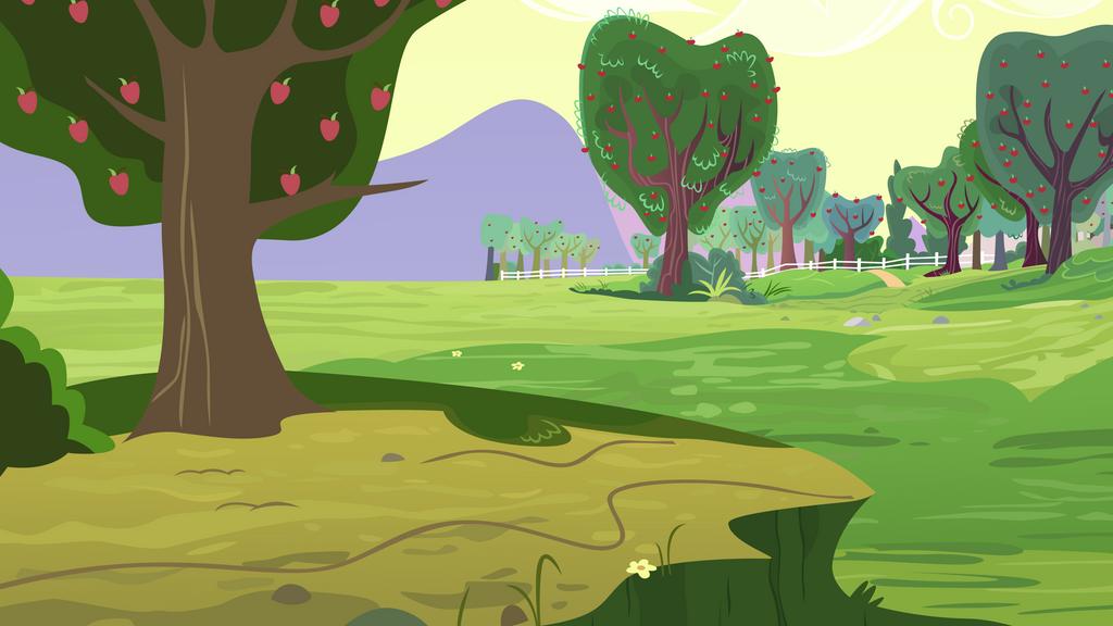Apple Garden by Kooner-cz on DeviantArt