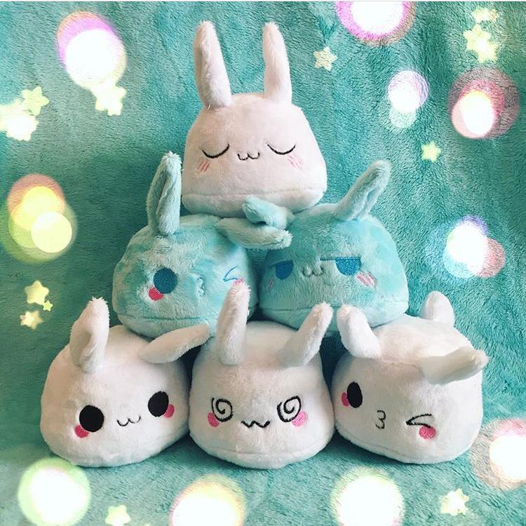 Bunny Puddings by NekoKittyStudio