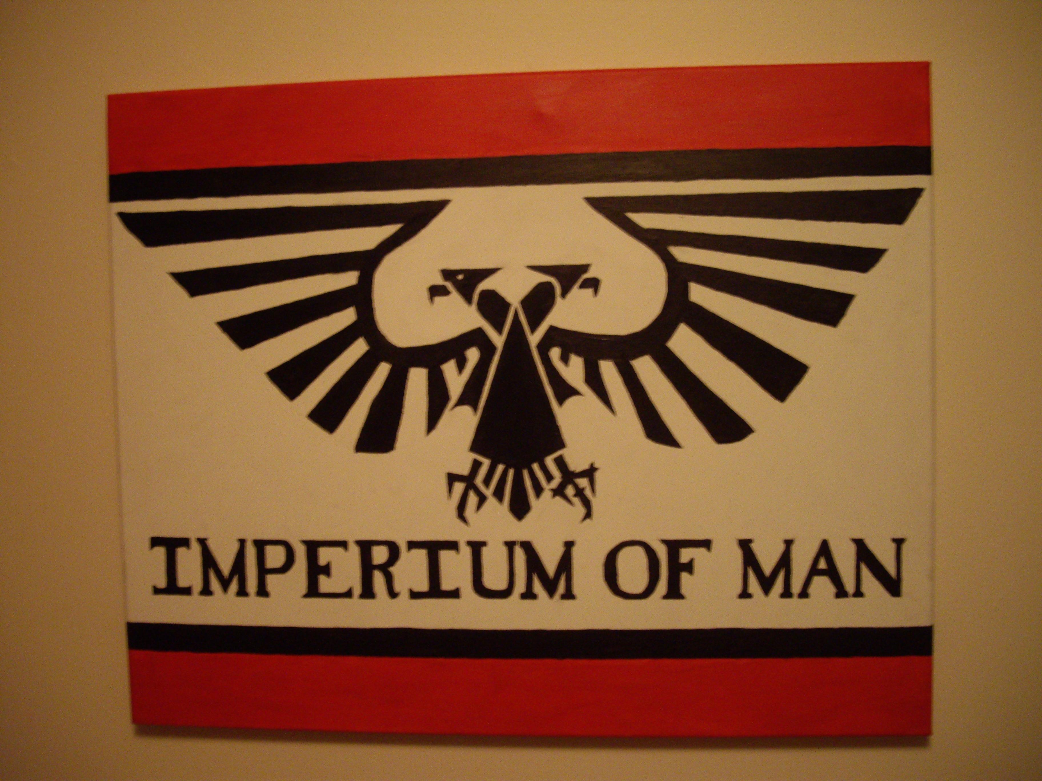 Imperial Flag by sol-kathos