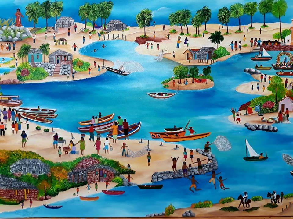 Ana Denise Souza art by ajursp
