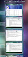 Windows 7 topshell tutorial