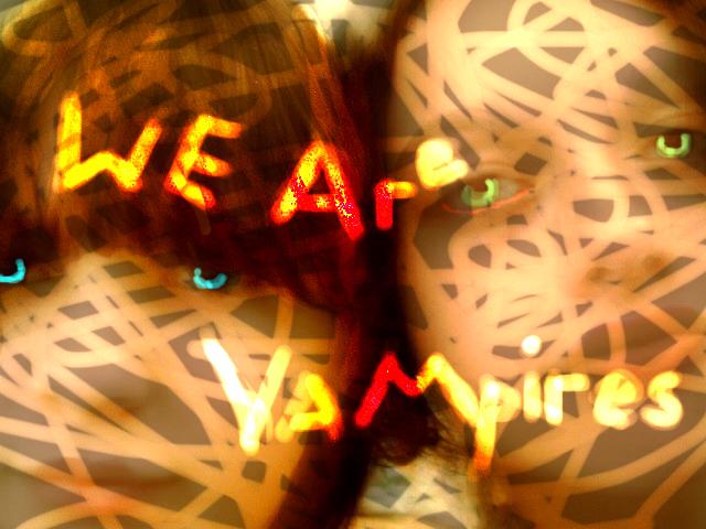 we areeeeeeeeee vampiressssss by Alli-aka-Street