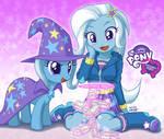 Equestria Girls Trixie