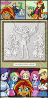 COMIC -Sunset Shimmer-