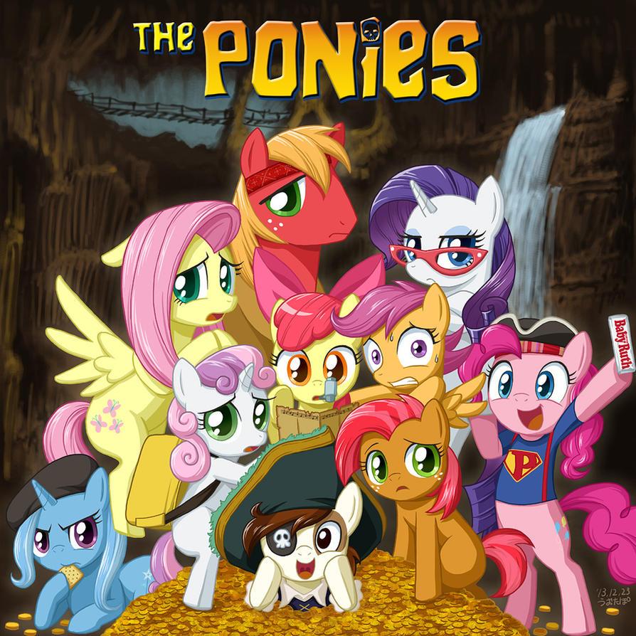 скачать игру the ponies
