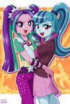 Aria and Sonata