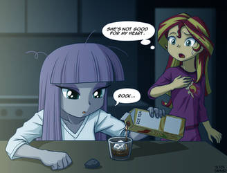 Midnight Tea Break