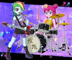 HiHi RAINBOW ROCKS by uotapo