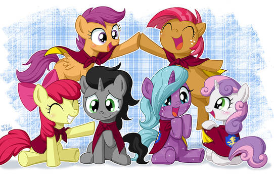 CMC in Crystal Empire