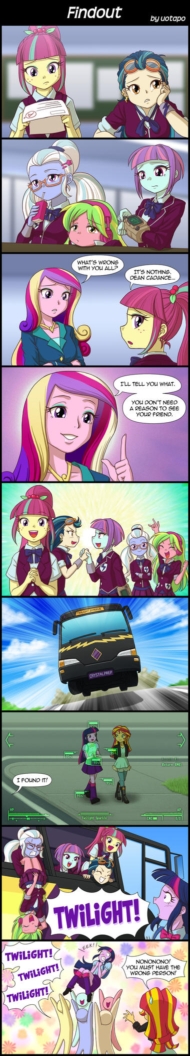 Findout by uotapo