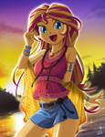 LOE Sunset Shimmer
