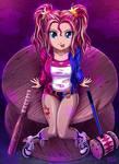 Harley Quinn Shimmer