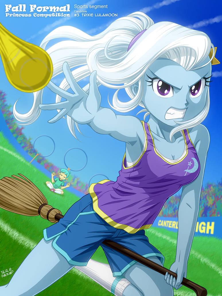 FFPC Sports Segment #3 Trixie by uotapo