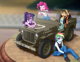 My Little Willys MB by uotapo