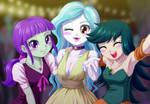Eco-girls