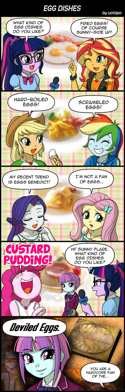 EGG DISHES by uotapo