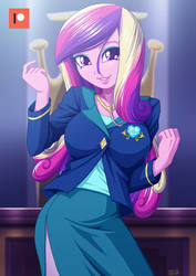 Principal Cadance by uotapo