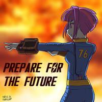 <b>Prepare For The Future</b><br><i>uotapo</i>