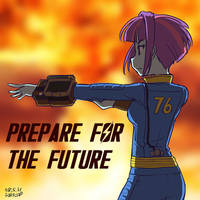 Prepare For The Future by uotapo