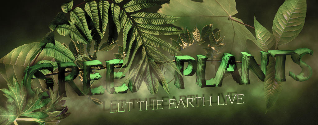 Let The Earth Live by OrcunA