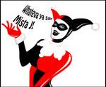 Harley Quinn: Whateva Ya Say...
