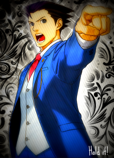 Phoenix Wright Iphone Wallpaper By Mk Marvelgirl