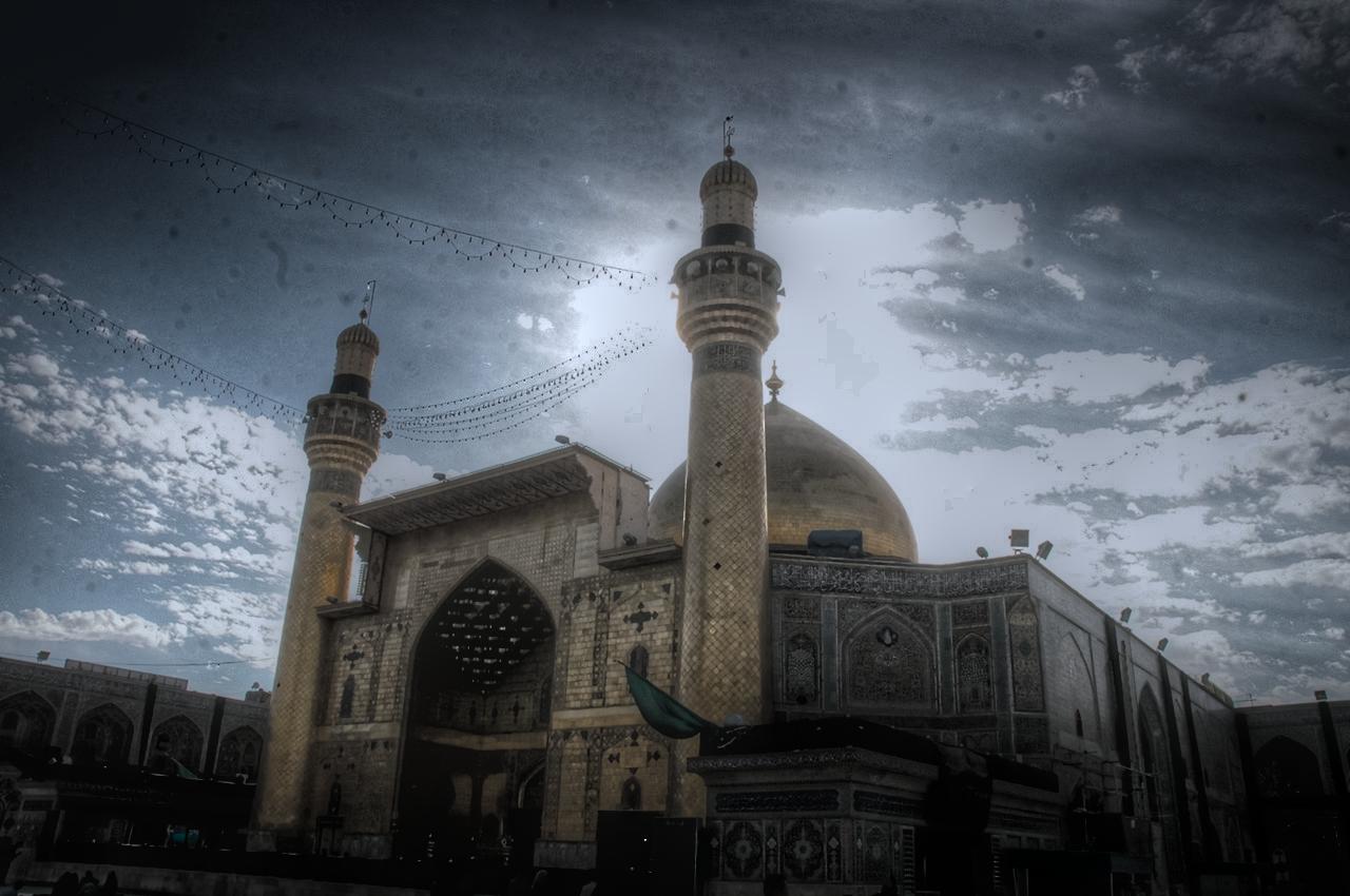 Maula Ali Shrine Wallpaper: Imam Ali Holy Shrine By Karentolo On DeviantArt