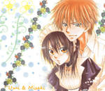 Usui and Misa chan