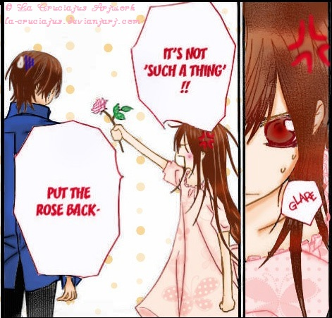 You don't mess with the Kuran Princess by La-cruciatus