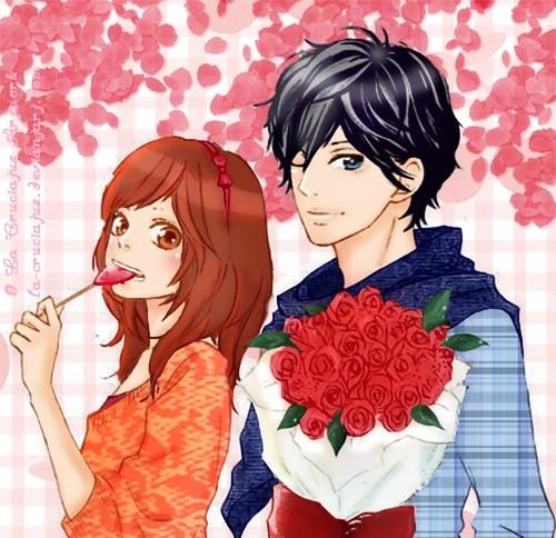 Koutaba~ Be My Valentine by La-cruciatus