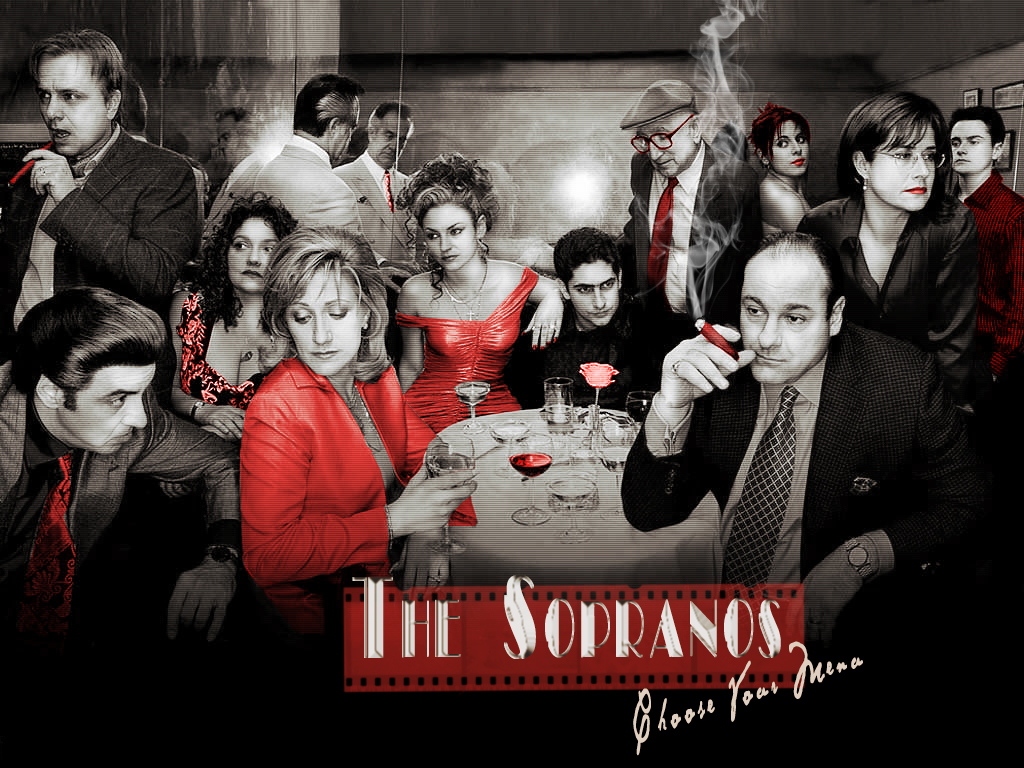 The sopranos choose your menu by lady carnago on deviantart - Sopranos wallpaper ...