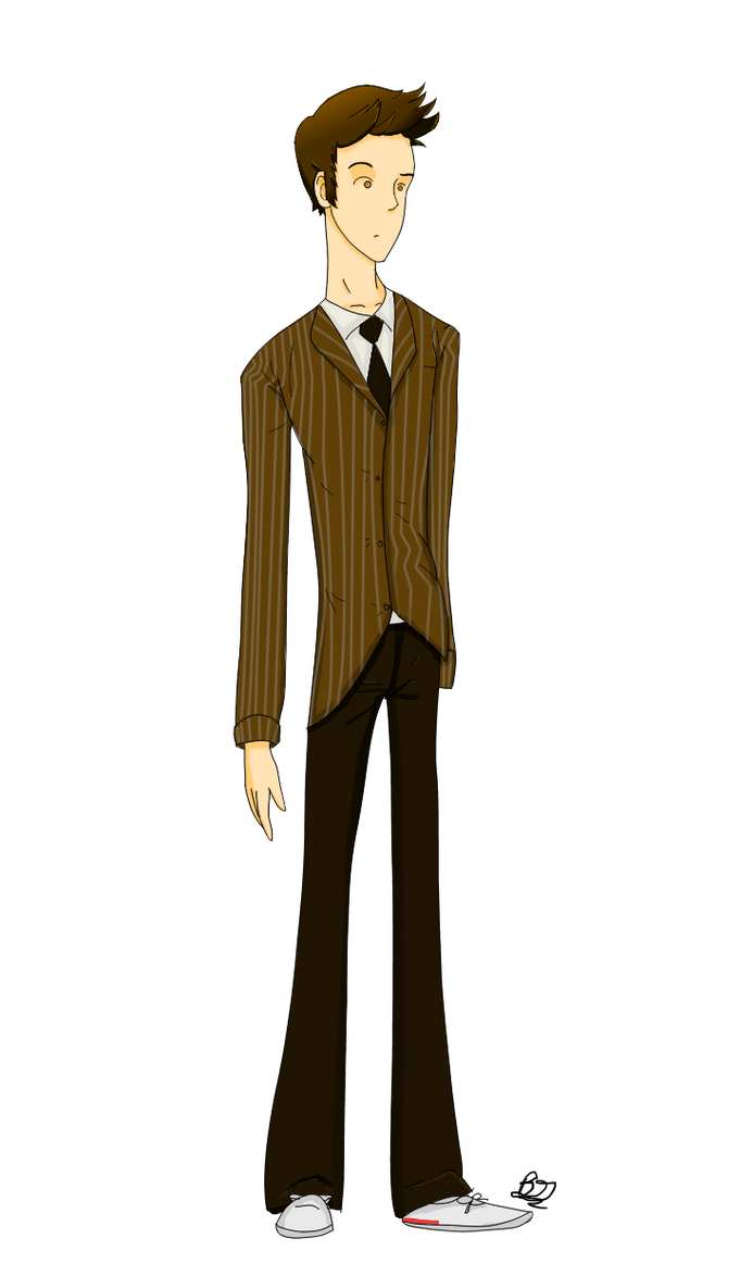 The Tenth Doctor by TheBenGray