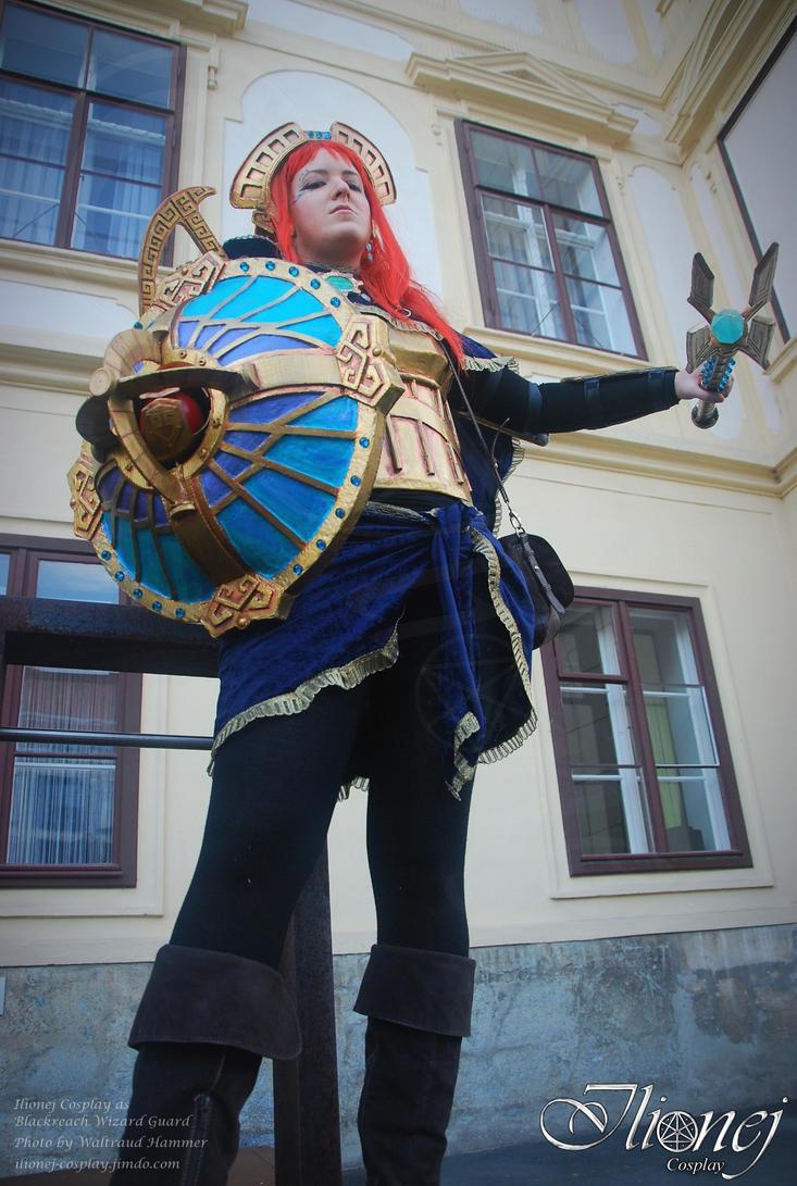 Blackreach Wizard Guard - ARRESTED!!! by Ilionej