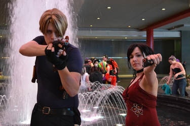 Acen 2011 Resident Evil by Shinigami-X