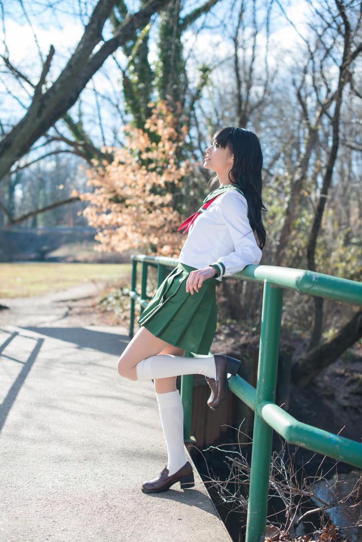 Kagome by Shinigami-X