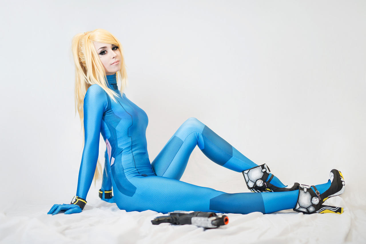 from Marcos zero suit samus pussy cock