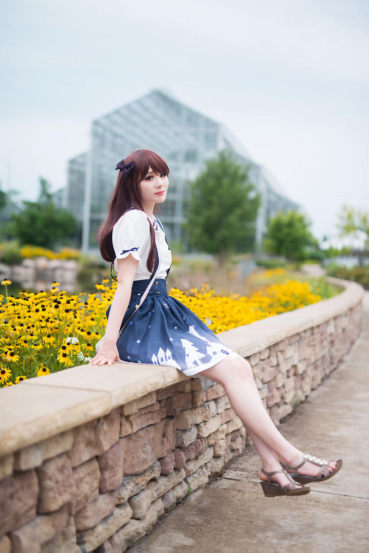 Casual Dress with RuriPuri by Shinigami-X