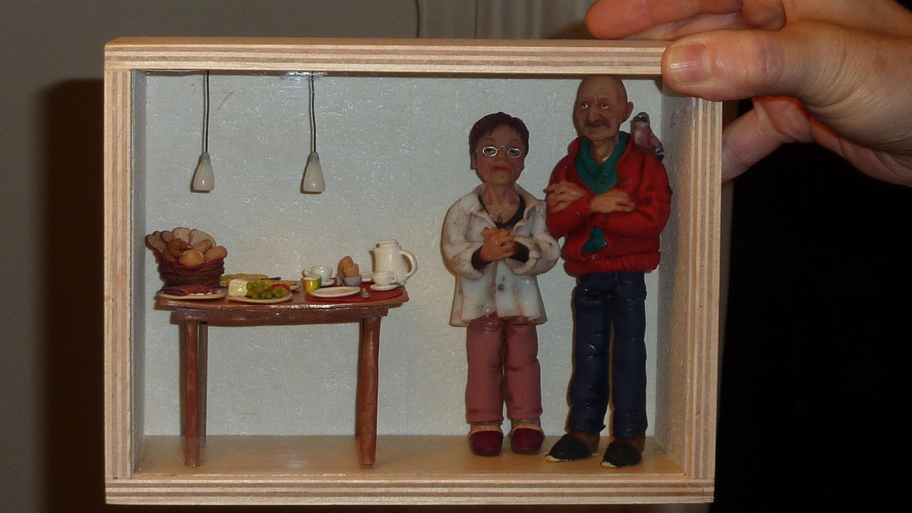 Gift Box BB De Vlaamse Gaai by mellisea