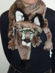 'Fox Foxtrot'  - my new scarf by mellisea