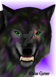 Werewolf in Lupus Character