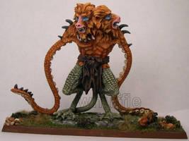 Reaper Demogorgon Painted Figure